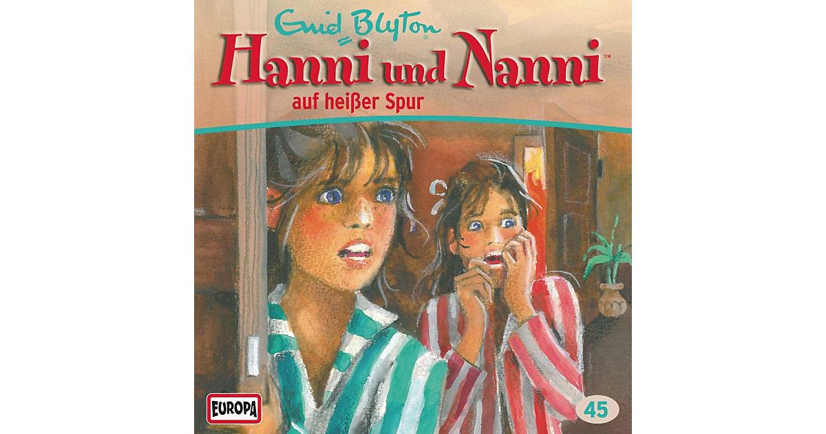 CD Hanni und Nanni 45 - Auf heißer Spur