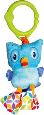 """Развивающая игрушка-подвеска Bright Starts """"Дрожащий дружок"""" Сова"""