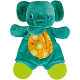 Развивающая игрушка с прорезывателями Bright Starts «Самый мягкий друг», Слонёнок