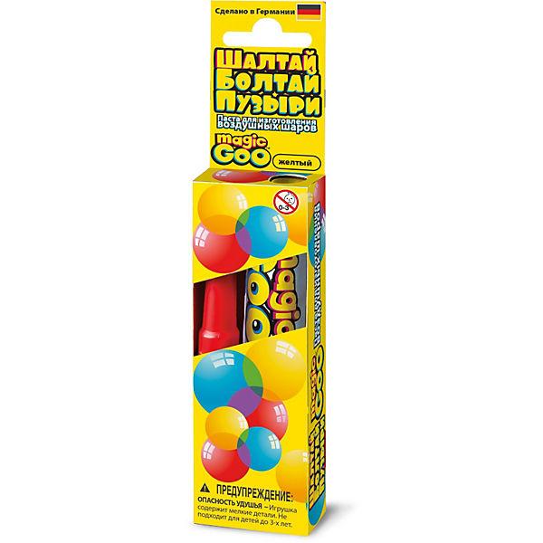 """Паста для изготовления воздушных шаров 4M """"Шалтай - Болтай"""" желтая"""