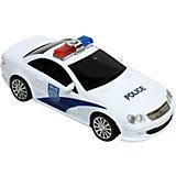 """Радиоуправляемая машинка Mioshi Tech """"City Police"""", свет, 25 см"""
