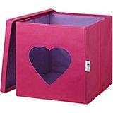 Коробка с крышкой для хранения Store it Сердце