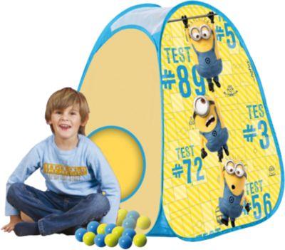 Bällebad Minions mit 30 Bällen