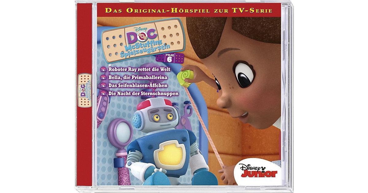 CD Doc McStuffins 06