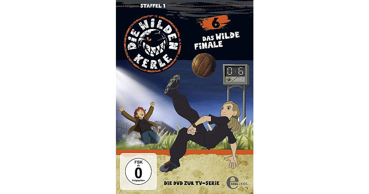 DVD Die Wilden Kerle 06 - Das wilde Finale