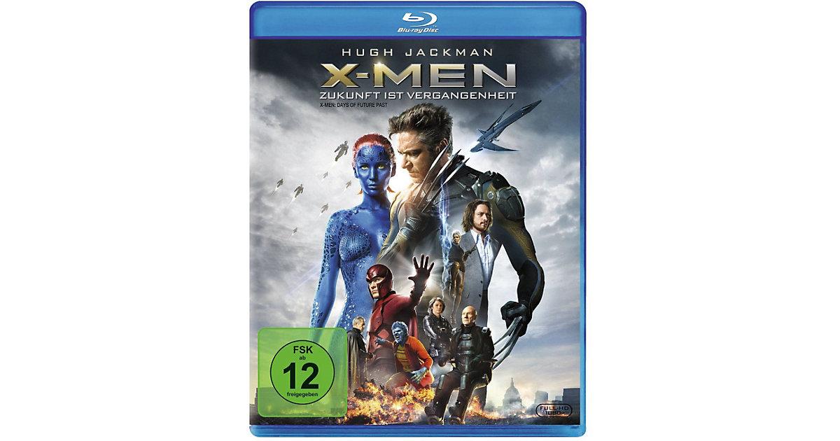 BLU-RAY X-Men - Zukunft ist Vergangenheit