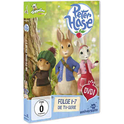 DVD Peter Hase 01