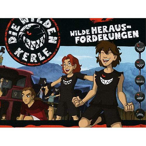 Die Wilden Kerle - wilden 09: Wilde Herausforderungen (CD) jetztbilligerkaufen