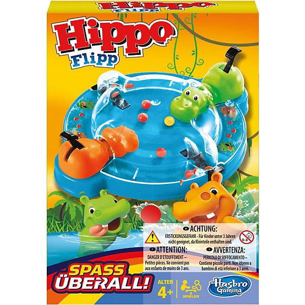 Hippo Flip Kompakt, Hasbro Gaming