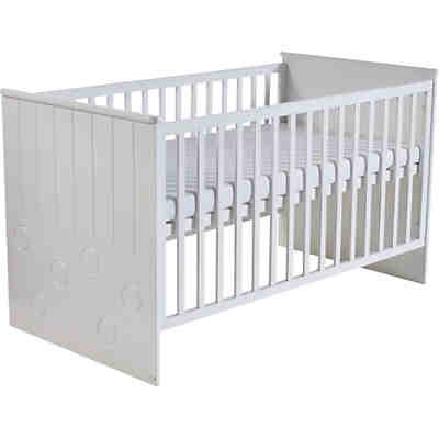 babyzimmer moritz 5 tlg babybett wickelkommode anstellschrank standregal kleiderschrank. Black Bedroom Furniture Sets. Home Design Ideas