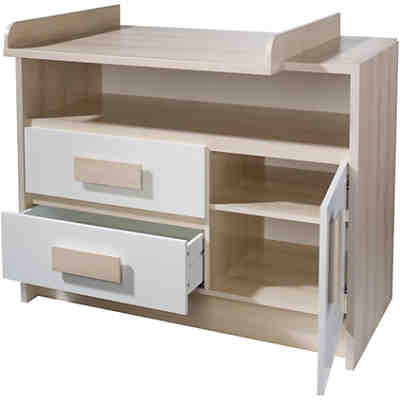 beistell und kinderbett komplett 60 x 120 cm room bed schnuffel natur roba mytoys. Black Bedroom Furniture Sets. Home Design Ideas