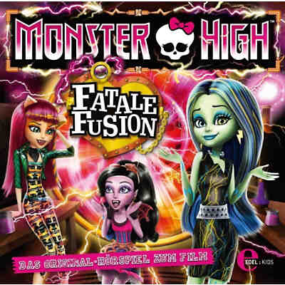 CD Monster High - Fatale Fusion