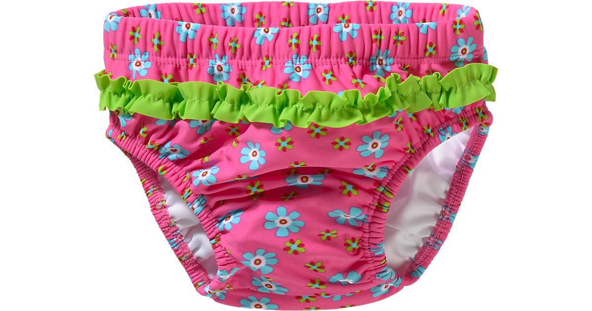 PLAYSHOES · PLAYSHOES Kinder Windelbadehose mit UV-Schutz Gr. 74/80 Mädchen Kleinkinder