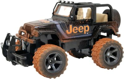 New Bright Jeep Mud Style 1:15