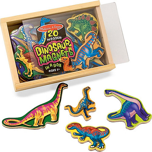 Магнитная игра Melissa&Doug Динозавры - mehrfarbig от Melissa & Doug