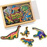 Магнитная игра Melissa&Doug Динозавры