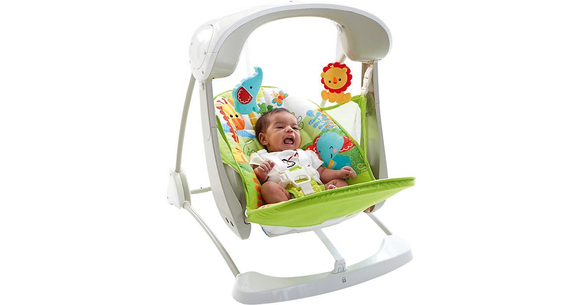 Mattel · Fisher-Price 2-in-1 Babyschaukel kompakt