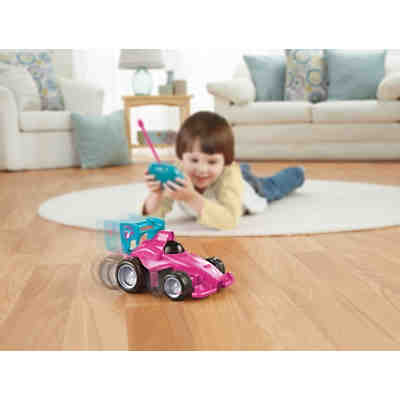 Fisher Price - RC-Fernlenkflitzer pink