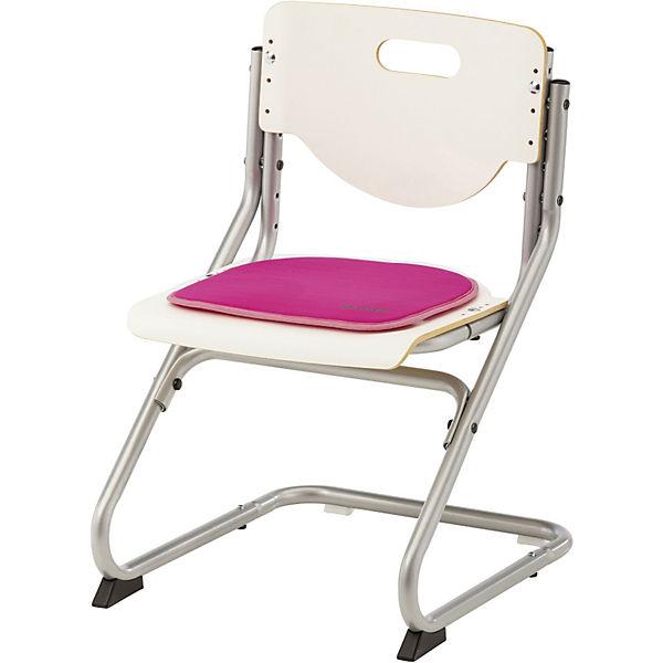 Stokke Schreibtischstuhl sitzkissen für schreibtischstuhl kid s chair plus pink kettler