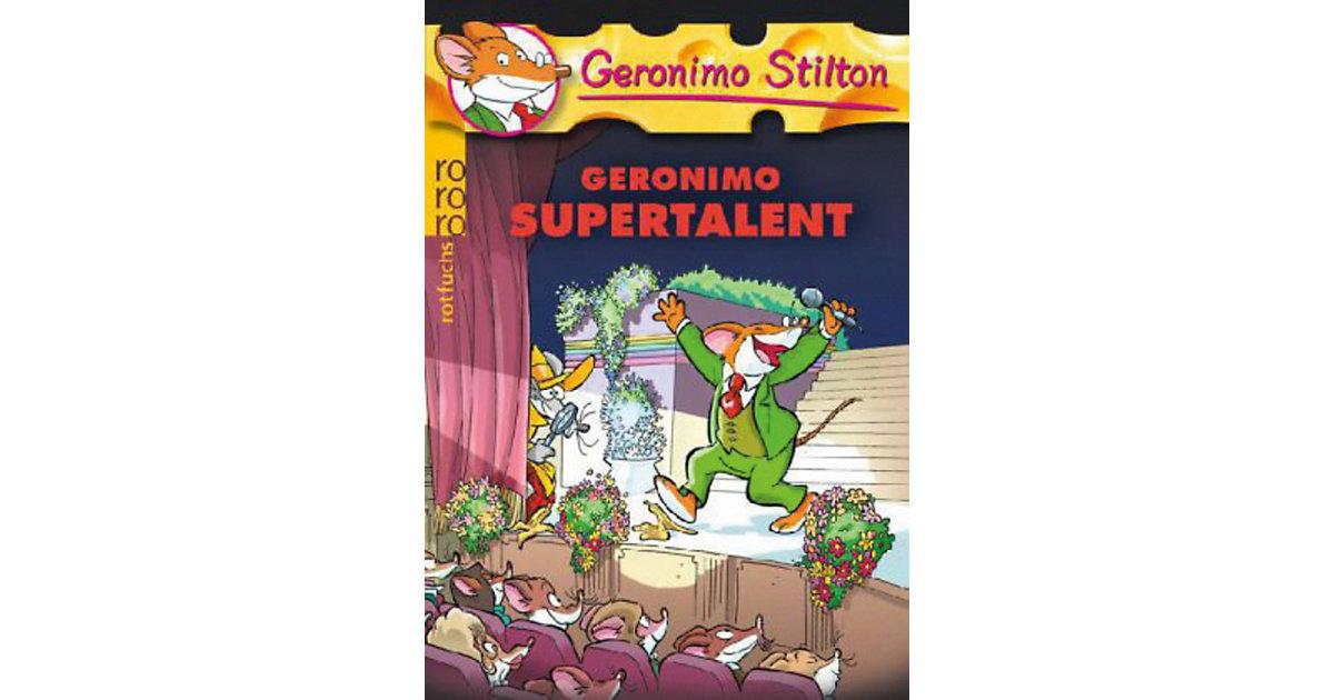 Geronimo Stilton: Geronimo Supertalent
