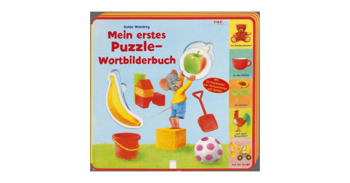 Kiddilight: Mein erstes Puzzle-Wortbilderbuch
