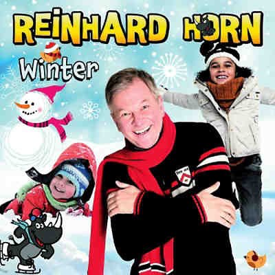 CD Reinhard Horn - Winter