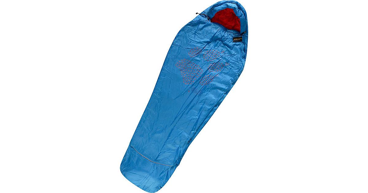 Kinder Mumienschlafsack GROW UP blau