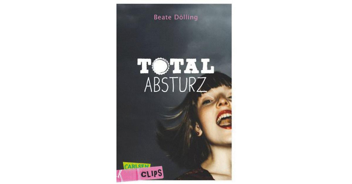 Buch - Carlsen Clips: Totalabsturz