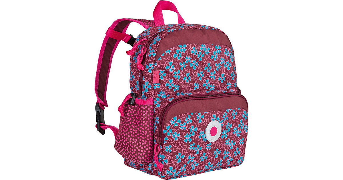 Kindergartenrucksack, 4kids, Mini Backpack, Blossy Pink