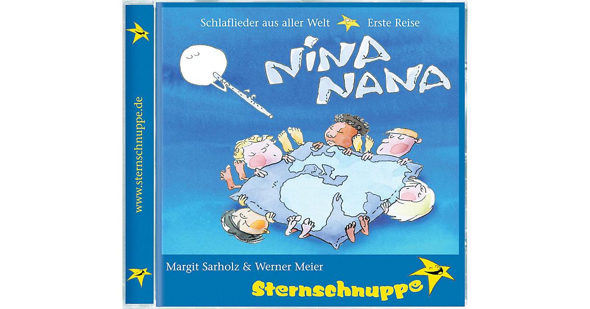 CD Sternschnuppe - Nina Nana - Schlaflieder aus...
