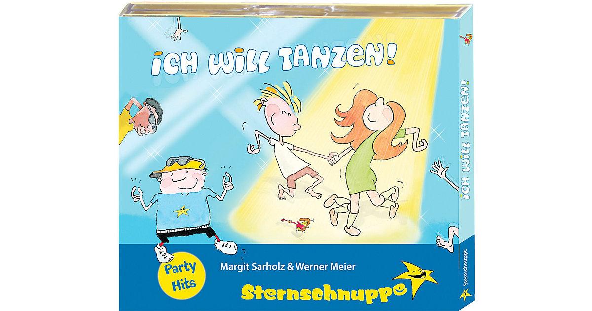 CD Sternschnuppe - Ich will tanzen!