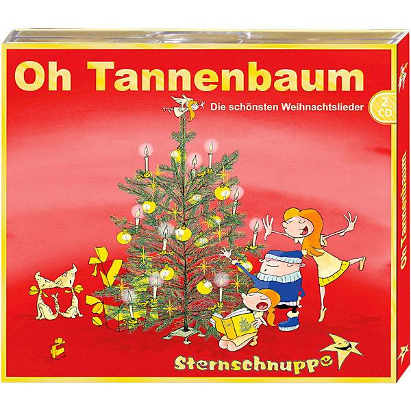 Weihnachtslieder Oh Tannenbaum.Cd Sternschnuppe Oh Tannenbaum
