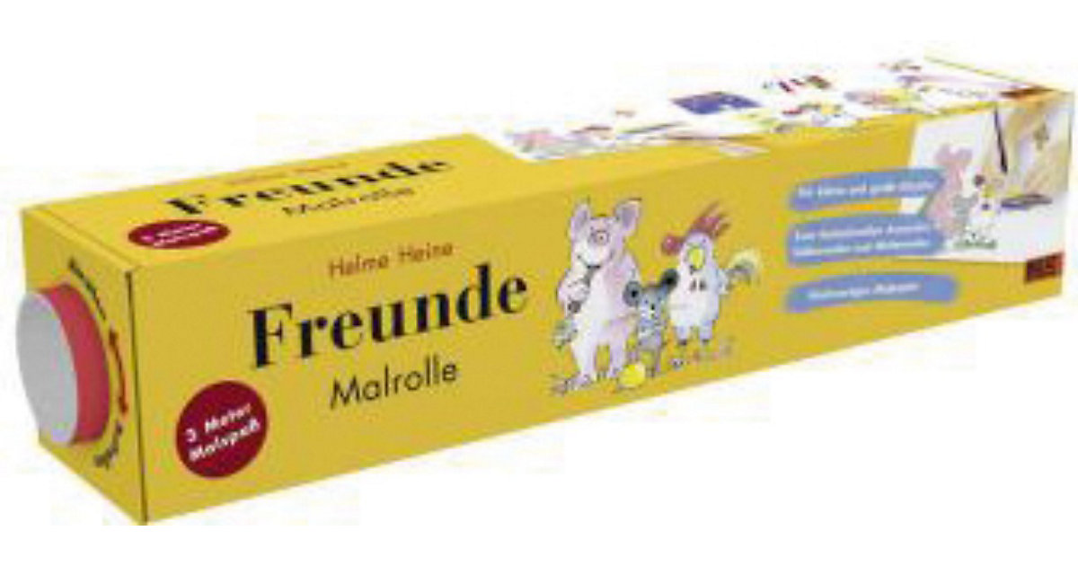Freunde Malrolle