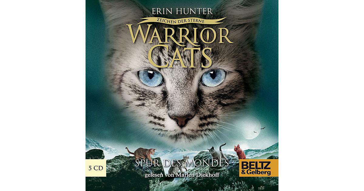 Warrior Cats - Zeichen der Sterne: Spur des Mon...