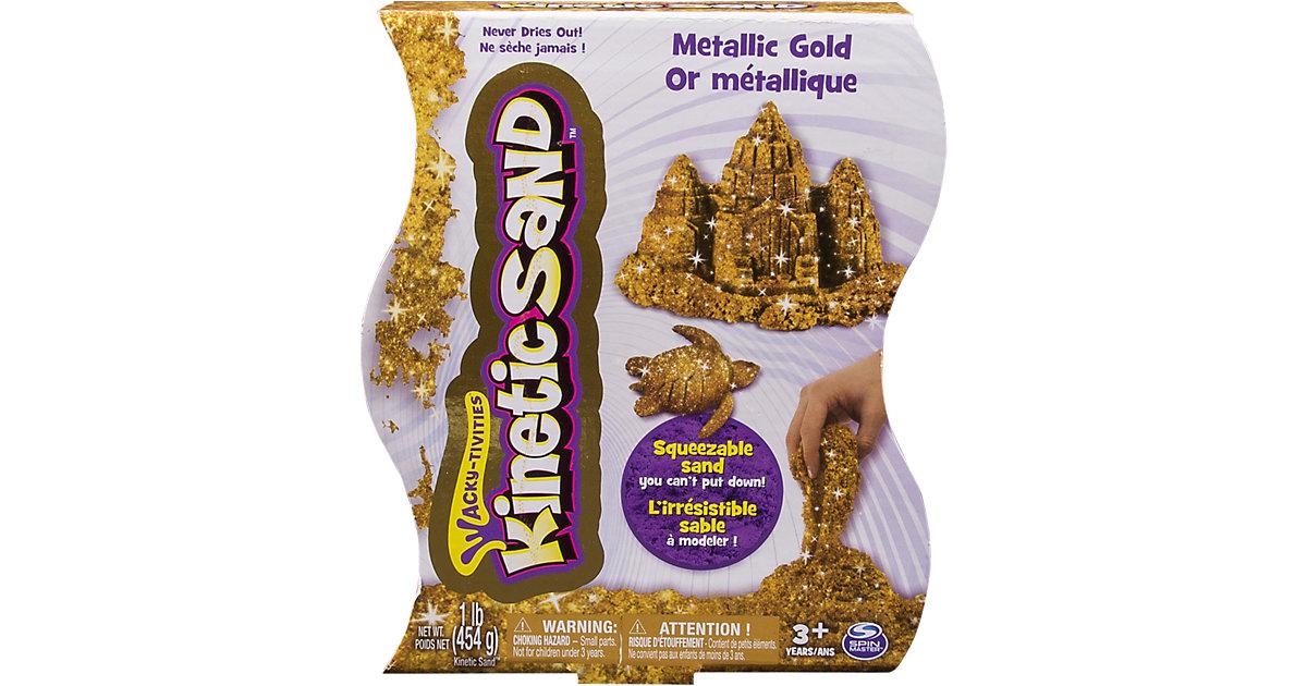 Kinetic Sand Metallic (454g)