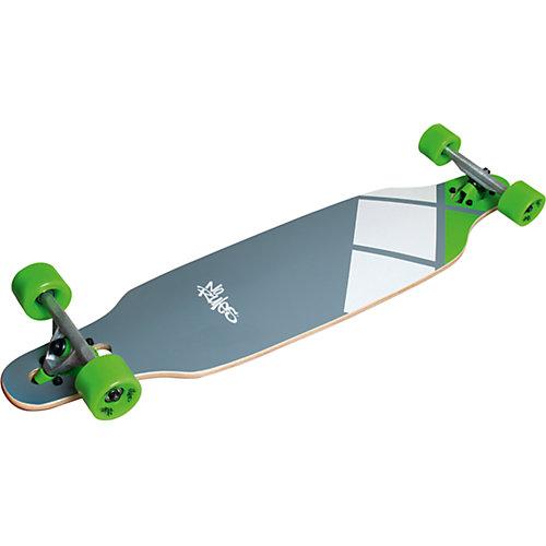 No Rules Longboard DTS Sale Angebote Werben