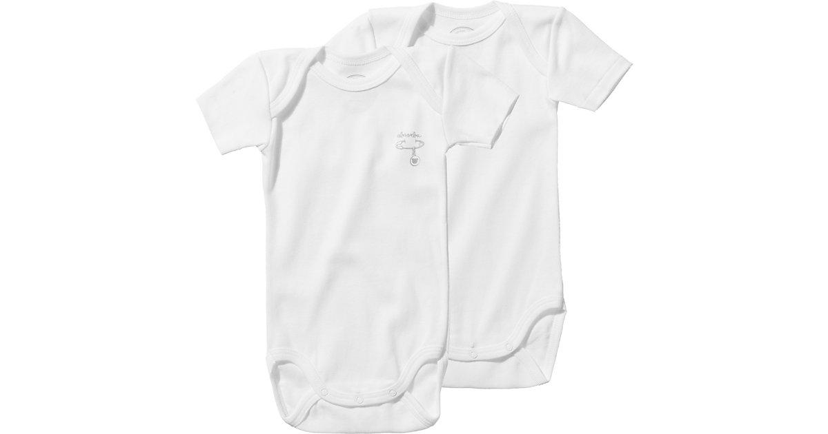 ABSORBA Baby Bodys Doppelpack Gr. 98