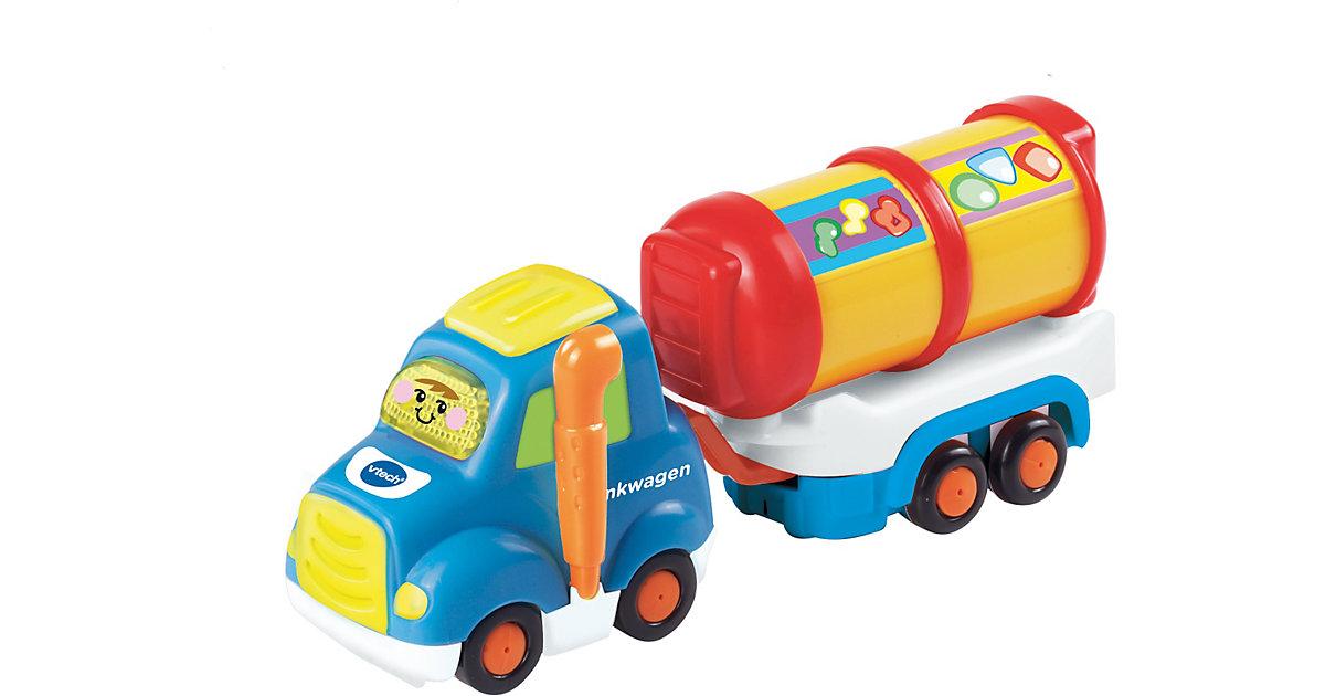 Tut Tut Baby Flitzer - Tankwagen & Anhänger