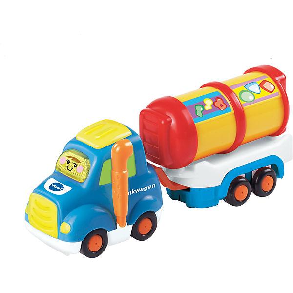 Tut Tut Baby Flitzer - Tankwagen & Anhänger, Tut Tut Flitzer
