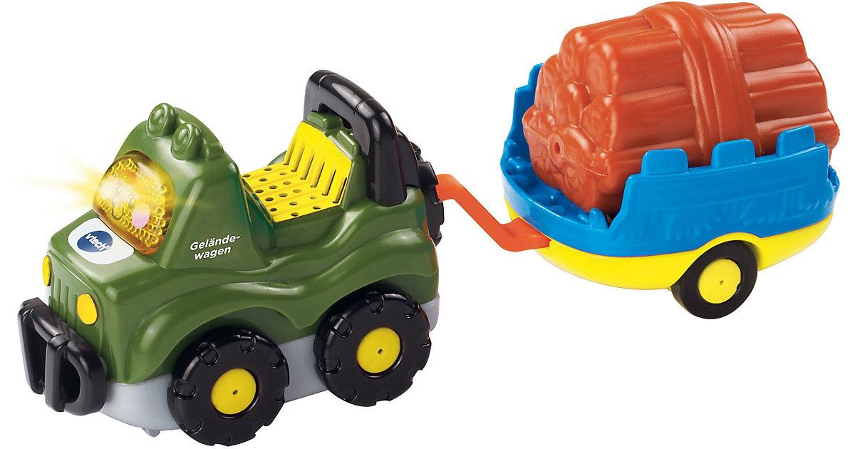 Tut Tut Baby Flitzer - Geländewagen & Anhänger