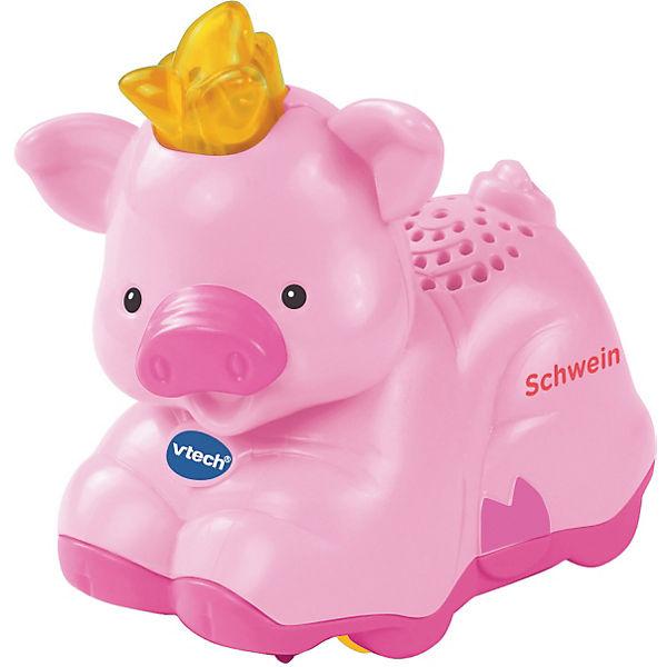 Tip Tap Baby Tiere - Schwein Schorsch, Tip Tap Tap Tip Baby b29121