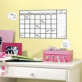 """Наклейки для декора """"Календарь для заметок"""" (стирающиеся записи)"""