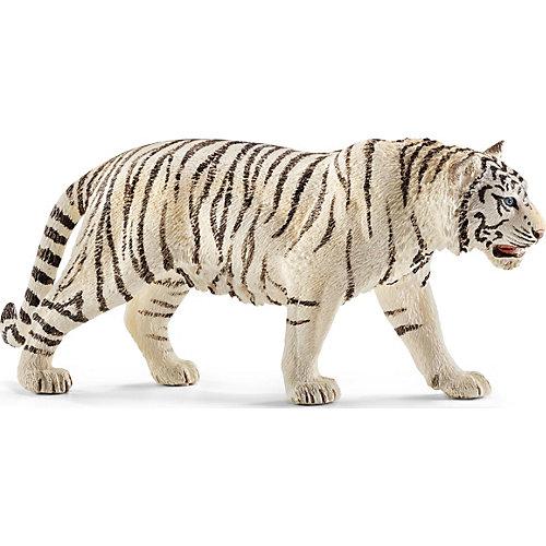 Тигр белый, Schleich от Schleich