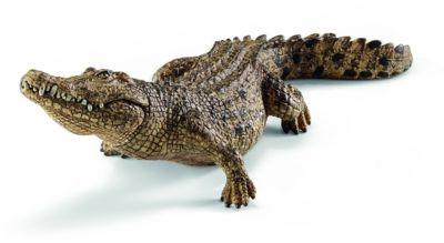 Крокодил, Schleich