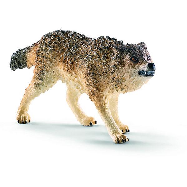 Schleich 14741 14741 Schleich Wild Life: Wolf, Schleich 74c3d5