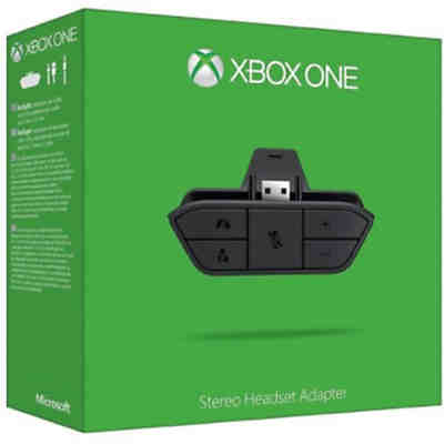 XBOXONE Xbox One Stereo Headset Adapter