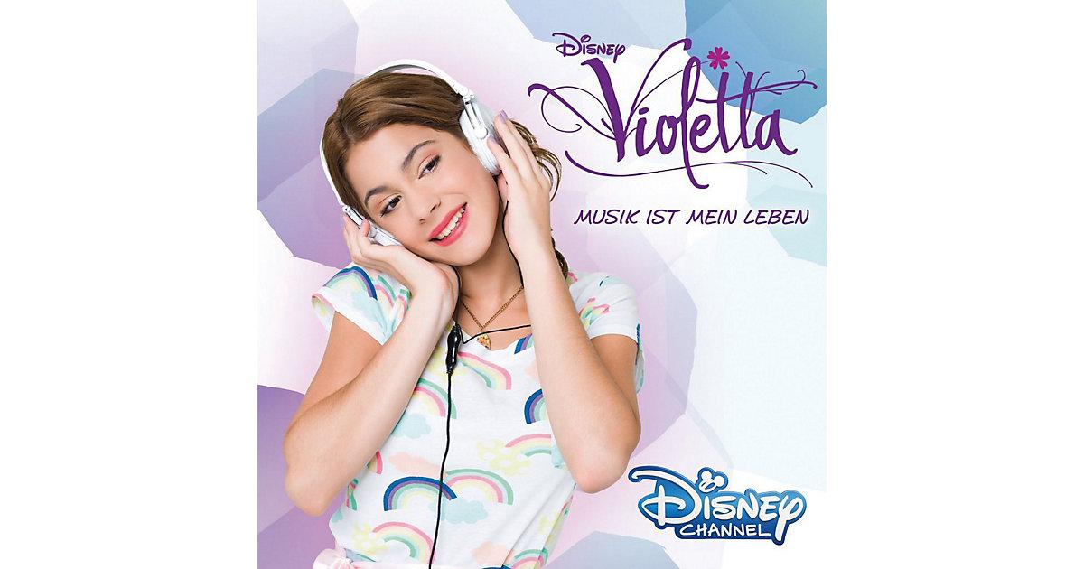 CD Violetta - Musik ist mein Leben (Soundtrack)