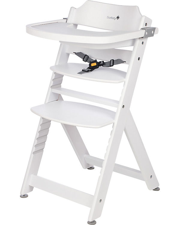 hochstuhl timba white safety 1st mytoys. Black Bedroom Furniture Sets. Home Design Ideas