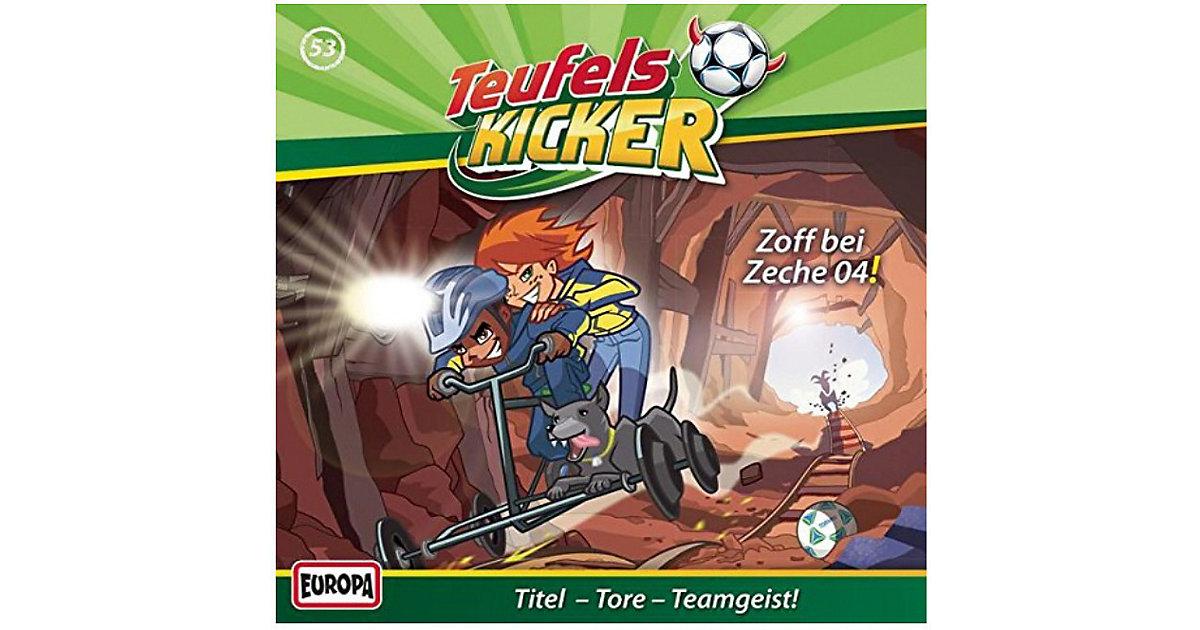 CD Teufelskicker 53 - Zoff bei Zeche 04