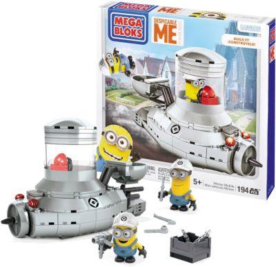 Mega Bloks Minions - Minion Mobil